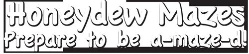 Honeydew Mazes